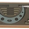Mitutoyo Outside Micrometer 200-300mm x 0.01mm Interchangeable Anvils