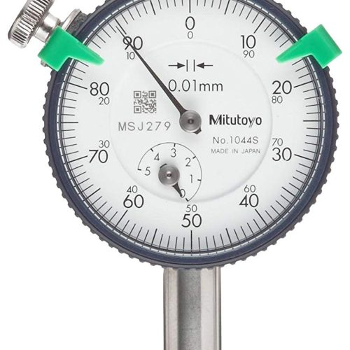 Mitutoyo Dial Indicator 5mm x 0.01mm