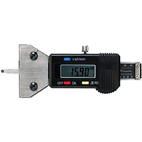 Limit Digital Tyre Profile Depth Gauge 0-25mm
