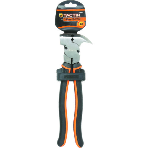 Tactix Fence Pliers 270mm (10-1/2in)