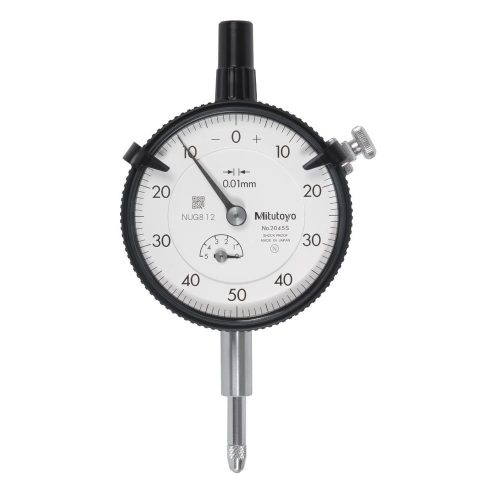 Mitutoyo Dial Indicator 5mm x .01mm