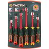 Tactix Screwdriver Insulated 6Pc Set