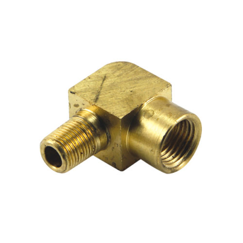1/4IN X 1/8IN BSP BRASS BODY ELBOW 90DEG