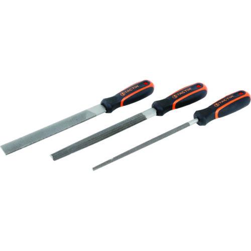Tactix File Steel 3pc Set