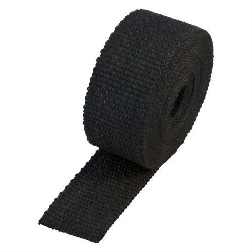 HEATSHIELD - HEATSHIELD EXHAUST WRAP 2IN X 25FT BLACK ROLL
