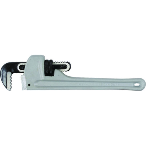 Tactix Pipe Wrench 250mm/10in Aluminium