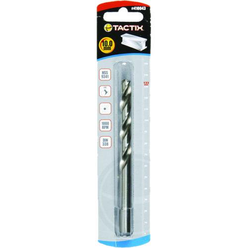 Tactix HSS Twist Drill 10mm