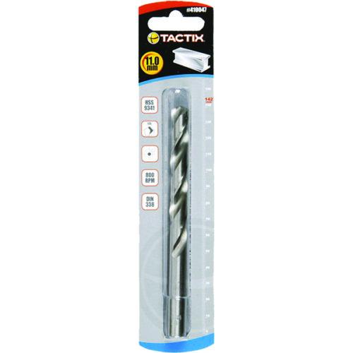 Tactix HSS Twist Drill 11mm