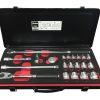 "1/2"" Dr. 21pc Z Series Socket Set Metric 8 - 32mm (6 pt)"