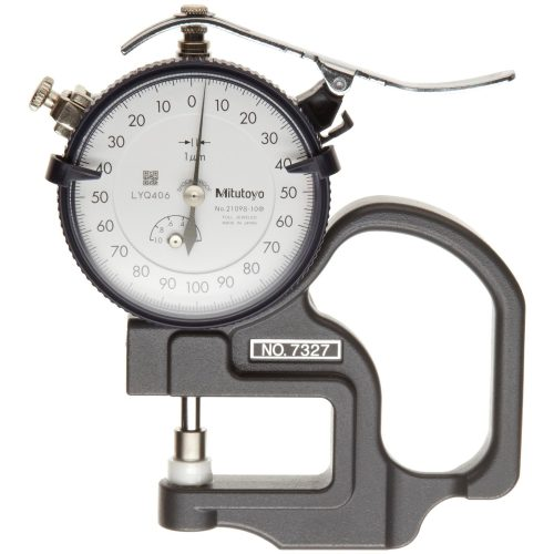 Mitutoyo Dial Thickness Gauge 1mm x 0.001mm