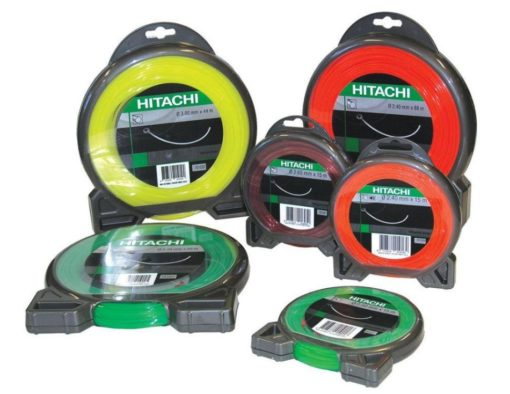 Hitachi 15m Helicoidal Line Trimmer Line (2.65mm) Single Item