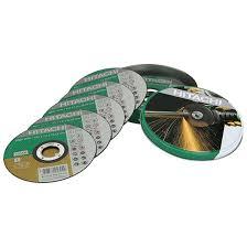 125 x 1mm Cut Off Discs