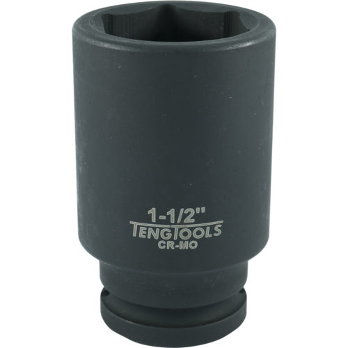 Teng 3/4in Dr. Deep Impact Socket 1-1/2in
