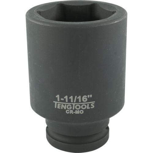 Teng 3/4in Dr. Deep Impact Socket 1-11/16in
