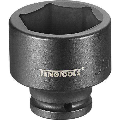 Teng 3/4in Dr. Impact Socket 50mm DIN