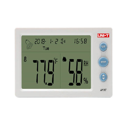 Uni-T A13T Digital Temperature Humidity Meter & Monitor