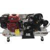 Base Mounted Petrol Compressor 8HP