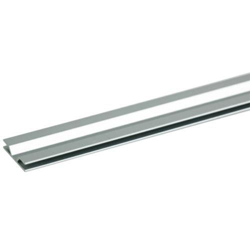 Teng 1M Aluminium Single Track Socket Rail