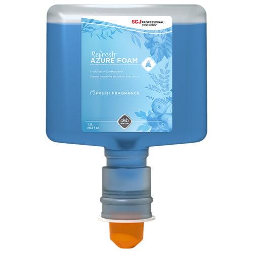 Refresh Azure Foam 1.2L Cartridge TouchFREE