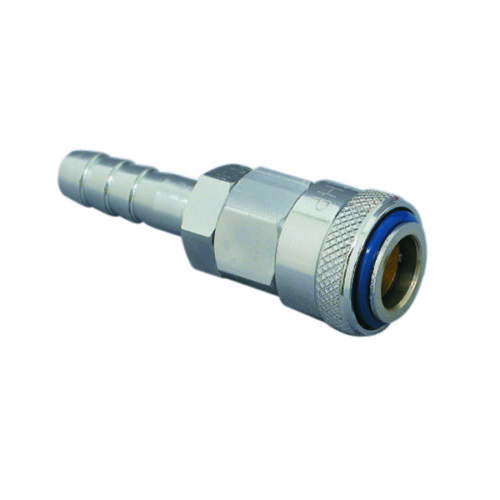 Champion 3/8in Hose Barb Air -Line Coupling Nitto