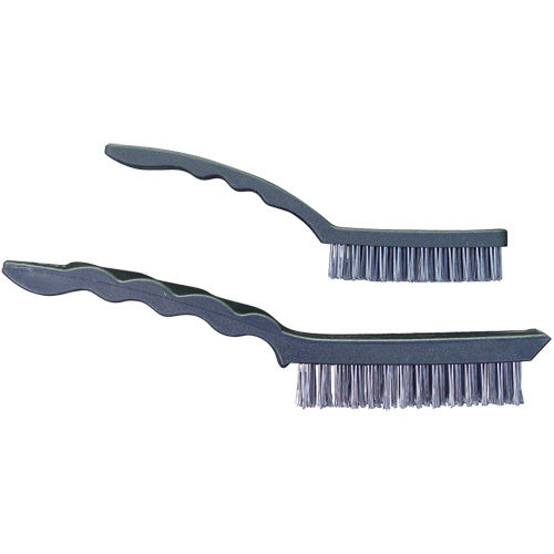 504AB Wire Brush Plastic Handle 330mm