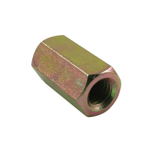 Champion M10 x 40mm x 1.50 Hex Coupler Nut -8pk