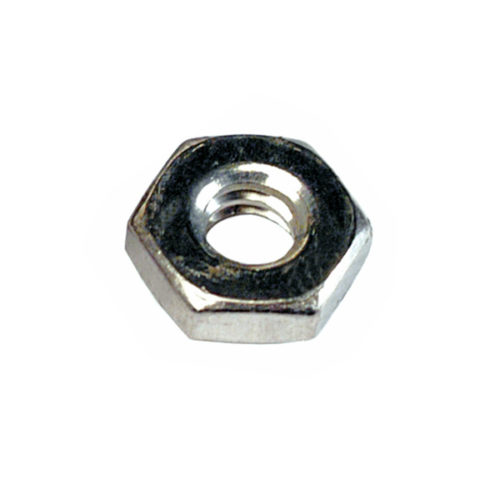 Champion 1/4in BSW Stainless Hex Nut 304/A2 -23pk