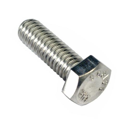 Champion 316/A4 Set Screw & Nut M8 x 25 (B)