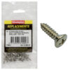 Champion 10G x 1in S/Tapping Screw -Rsd -Ph -316/A4 -30pk