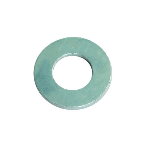 Champion 3/8in x 3/4in x 16G Flat Steel Washer -25pk