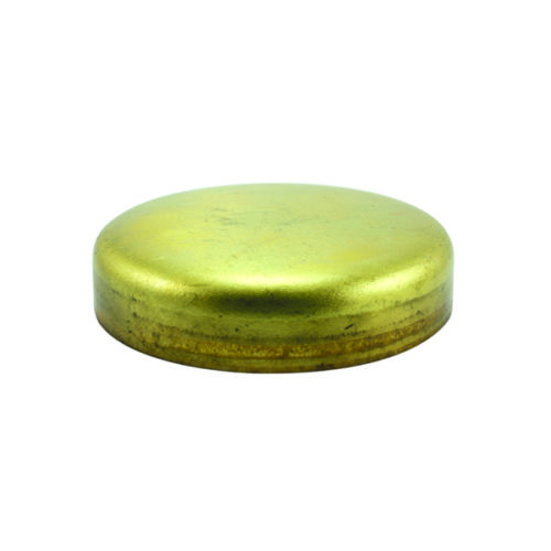 1-1/4IN BRASS EXPANSION (FROST) PLUG - CUP TYPE