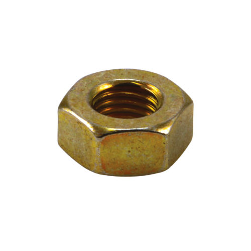 Champion 1/4in UNF Hexagon Nut -20pk