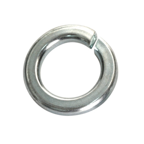 Champion 1/4in Flat Section Spring Washer -100pk