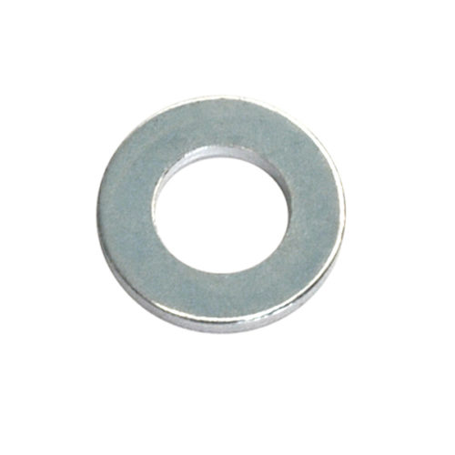 Champion 3/8in x 3/4in x 16G Flat Steel Washer -40pk