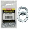 Champion 3/8in Flat Section Spring Washer - 150pk
