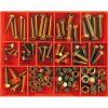 Champion 113pc UNF S/Screw & Nut Assortment