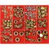 Champion 131pc UNF/UNC Self Locking Nut Assortment