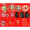 Champion 92pc Sump (Drain) Plug Washer Assortment