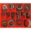 Champion 91pc Metric Bonded Seal Washer Assortment