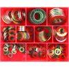 Champion 175pc High Tensile Flat Washer Assortment (Zinc)