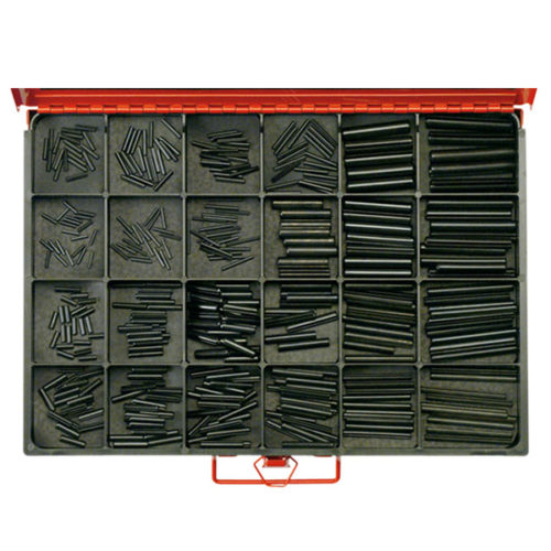 Champion Master Kit  360pc  Roll Pin Asst - Metric