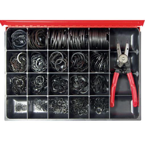 Champion Master Kit 851pc Metric Internal Circlip Assortment