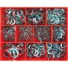 Champion 535pc Metric/Imperial Spring Washer Assortment