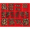 Champion 83pc Brass Manifold Nut Assortment