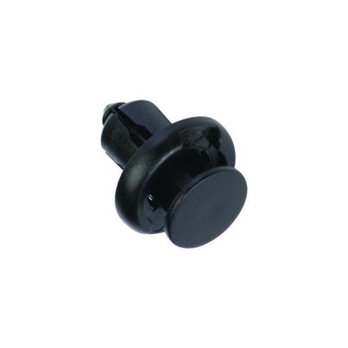 Champion Push Rivet Black 20mm Head x 13mm - 50pk