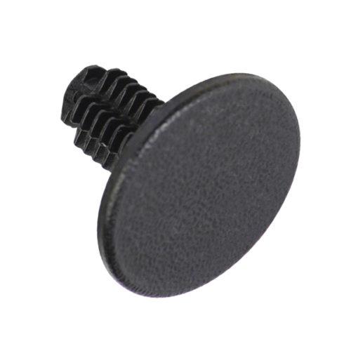 Champion Xmas Tree Clip Black 20.2mm Head x 15mm - 50pk