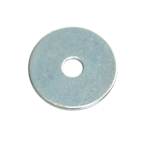 Champion 3/16in x 1in Flat Steel Panel (Body) Washer - 50pk
