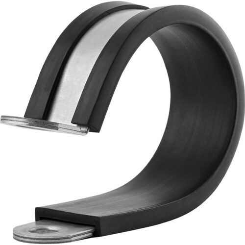 Kale Cable Clamp/P-CLip 12 x 15mm W1 (10pc)