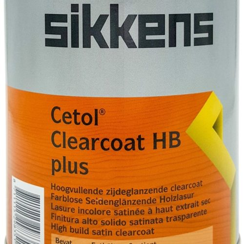 Sikkens Clearcoat Hb Plus 1L