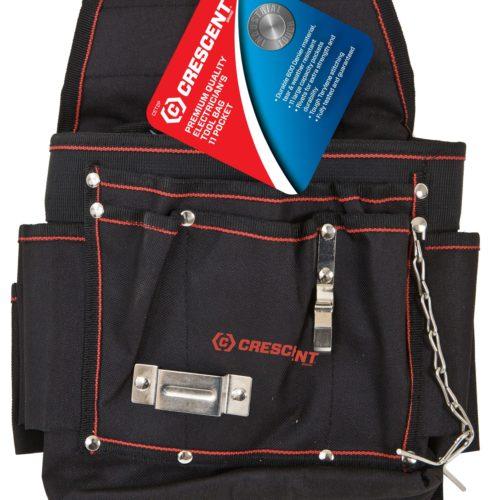 Crescent Tool Bag Electricians 11 Pocket